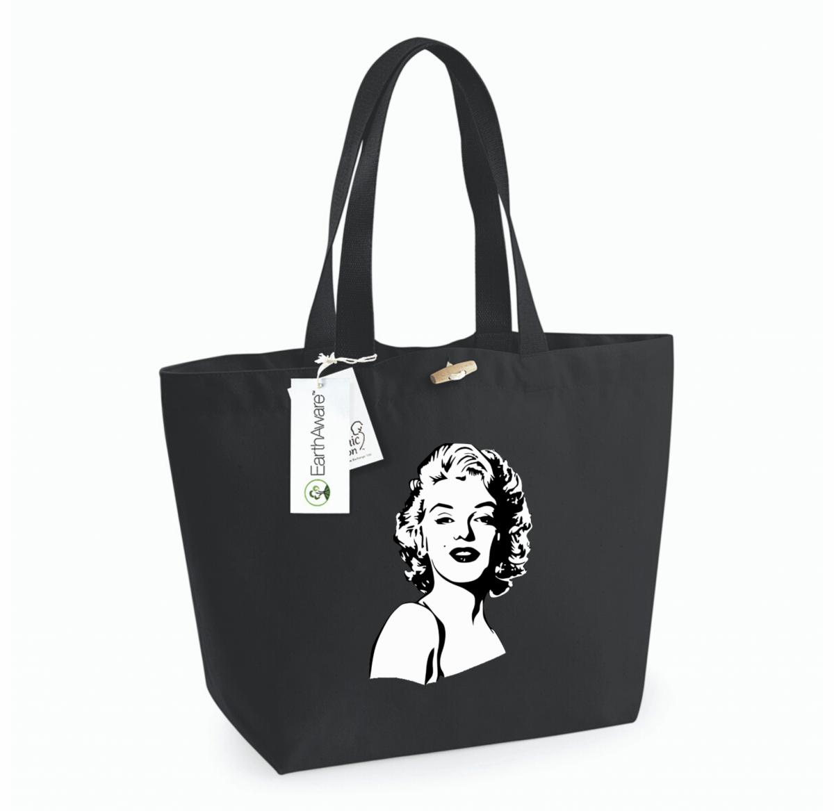 Tote Bag - Portrait de Marilyn Monroe