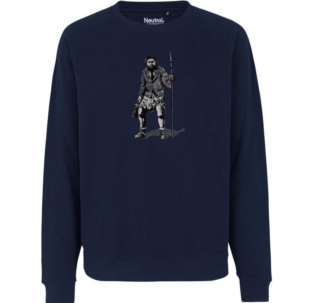 Sweatshirt - Homme Post-préhistorique
