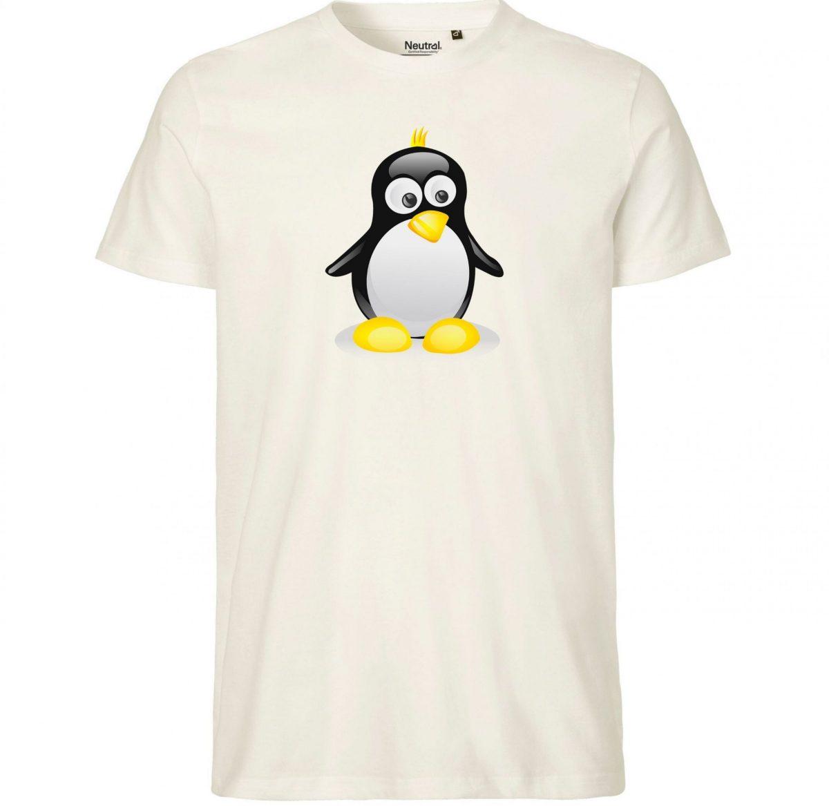 Tee-Shirt Enfant – Bébé Pingouin