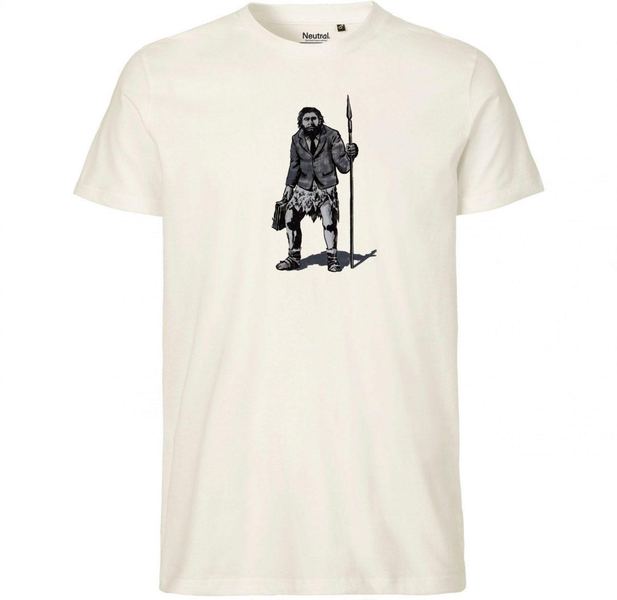 Tee-Shirt Homme – Homme Post-préhistorique