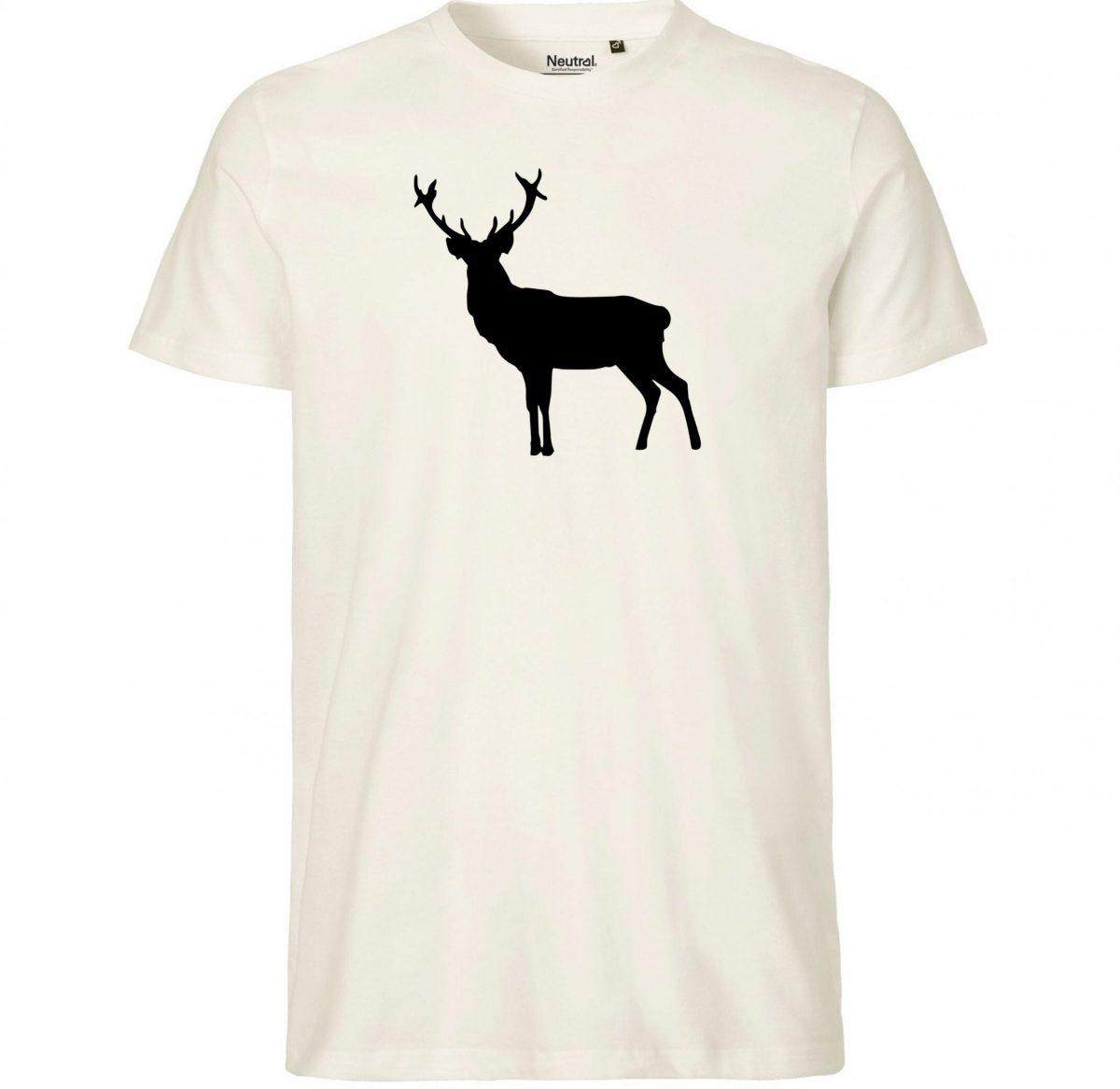 Tee-Shirt Homme – Un Cerf