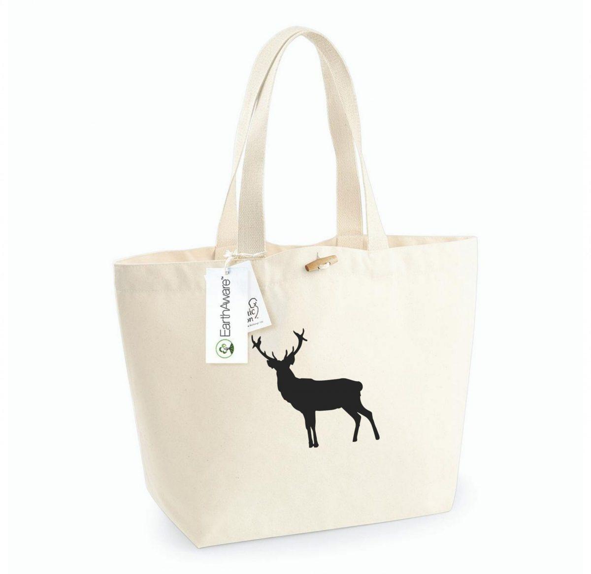 Tote Bag – Un Cerf