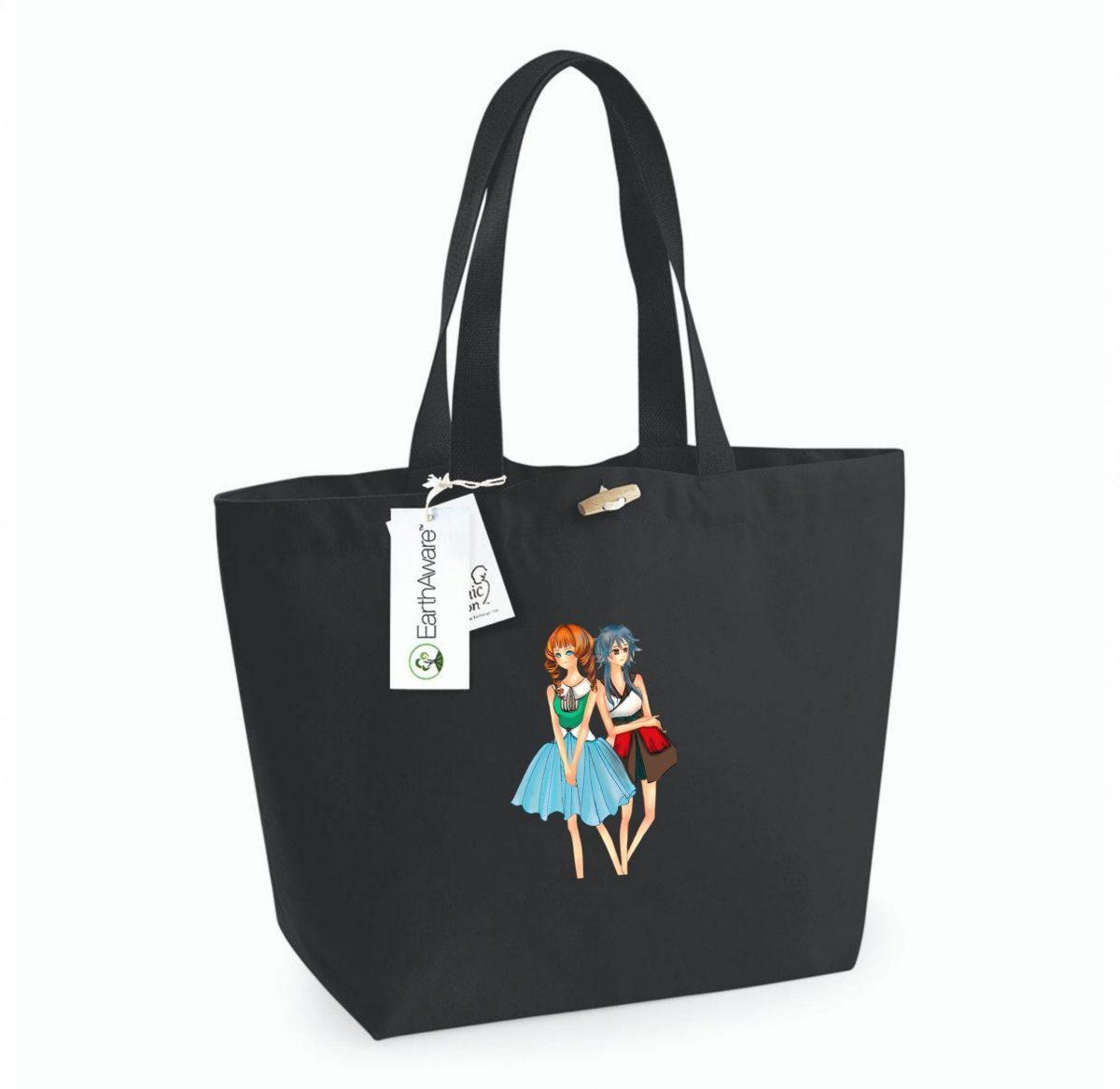 Tote Bag – Les Inséparables