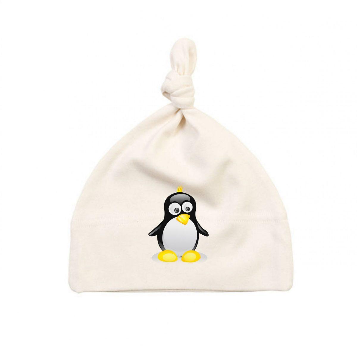 Bonnet Bébé - Bébé Pingouin