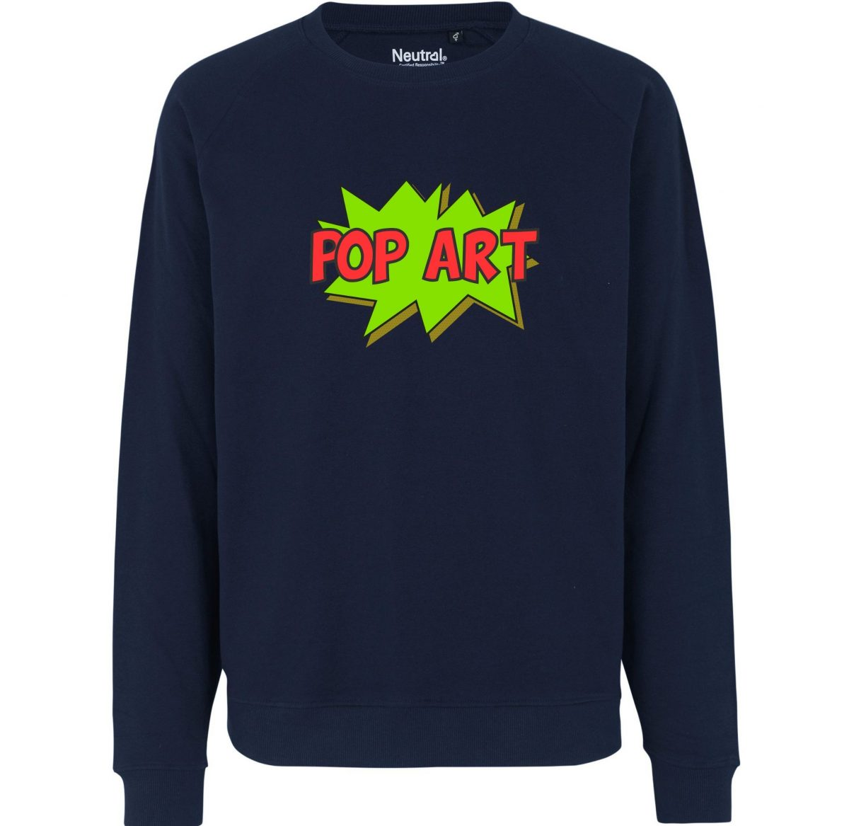 Sweatshirt - Pop Art