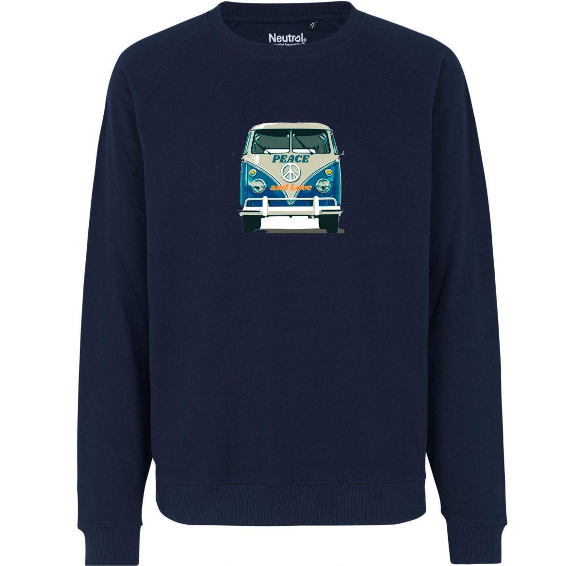 Sweatshirt - Van Love