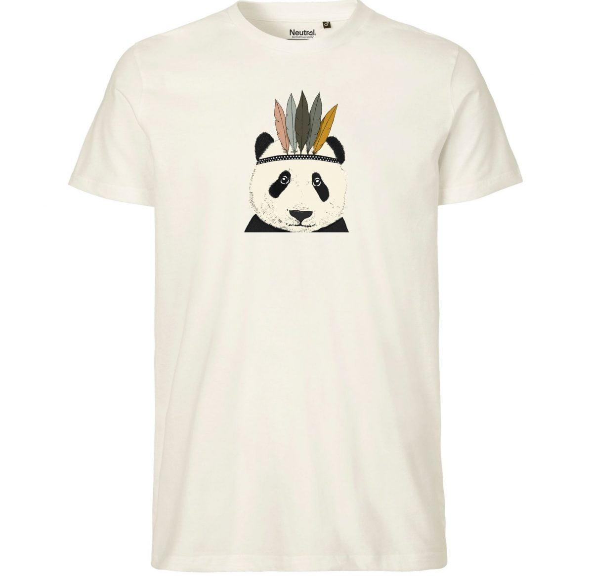 Tee-Shirt Enfant – Mon Panda