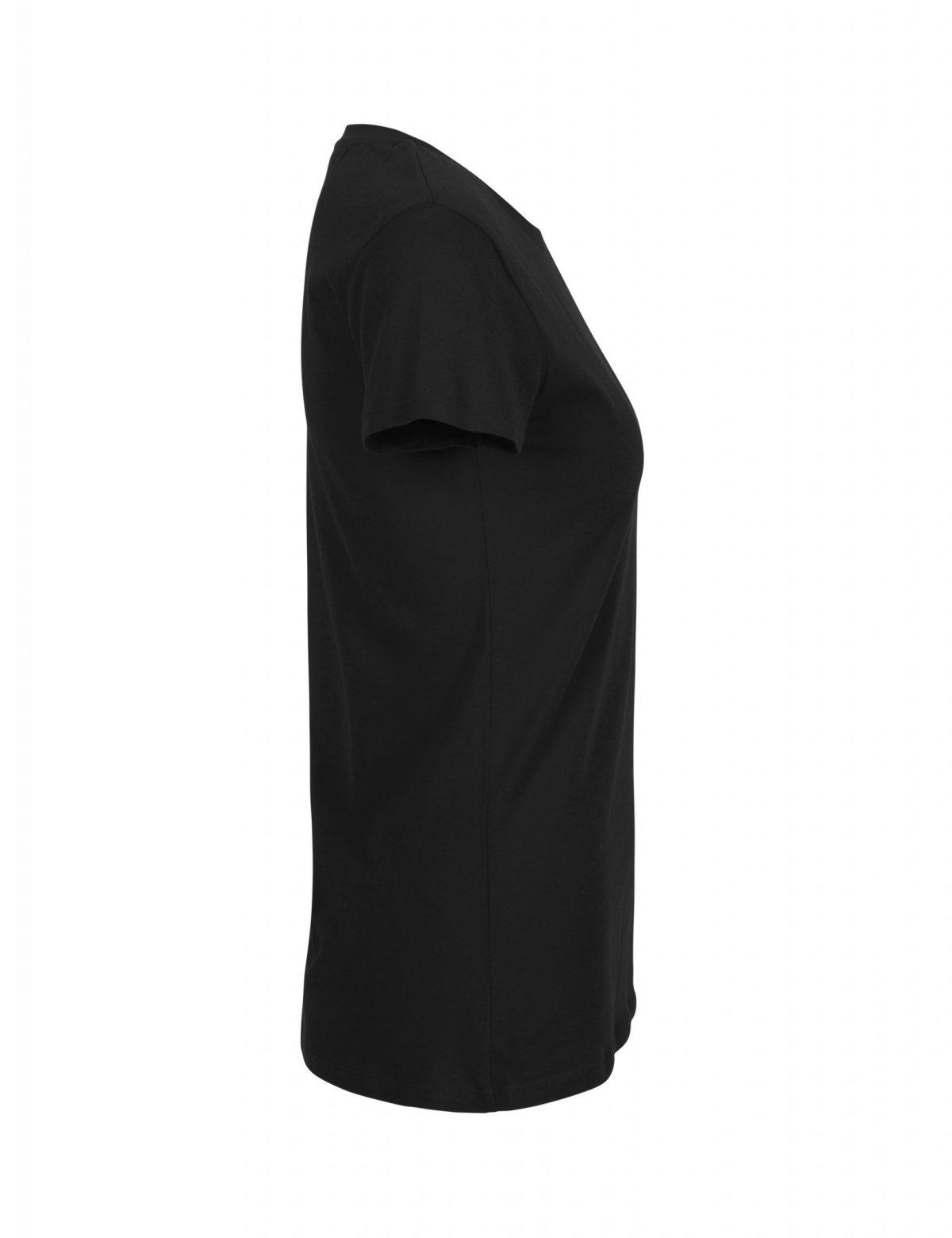 Tee-Shirt Femme – Noir