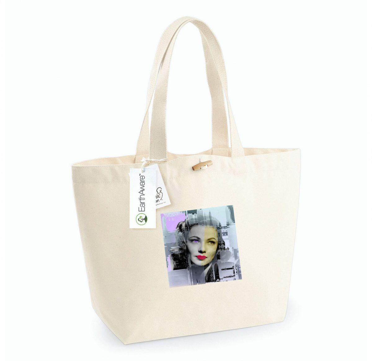 Tote Bag – Portrait de Gene Kelly