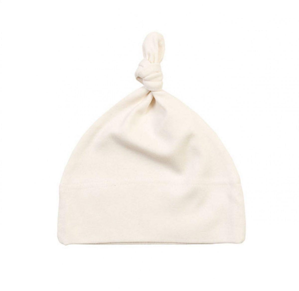 Bonnet Bébé - Blanc cassé