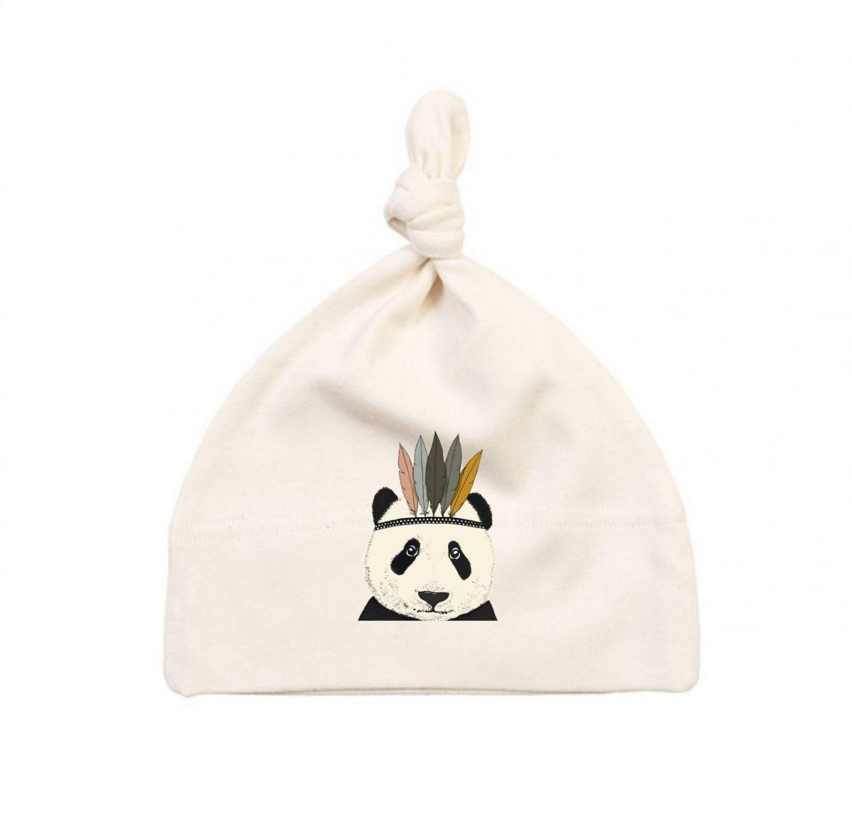 Bonnet Bébé - Mon Panda
