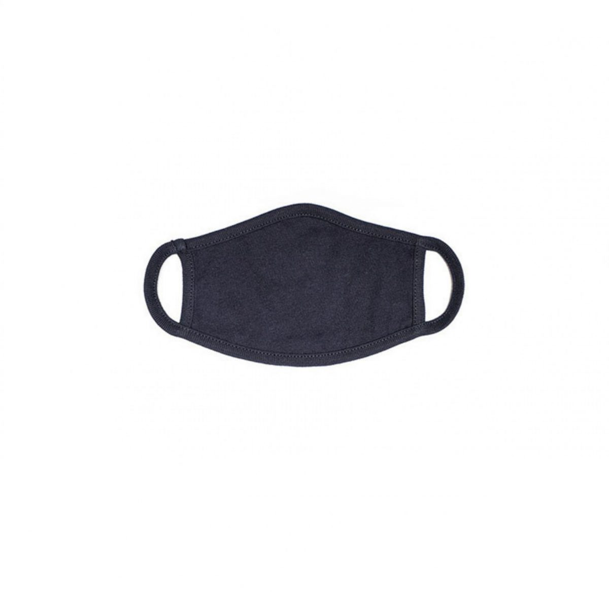 Masque en tissu – Bleu marine