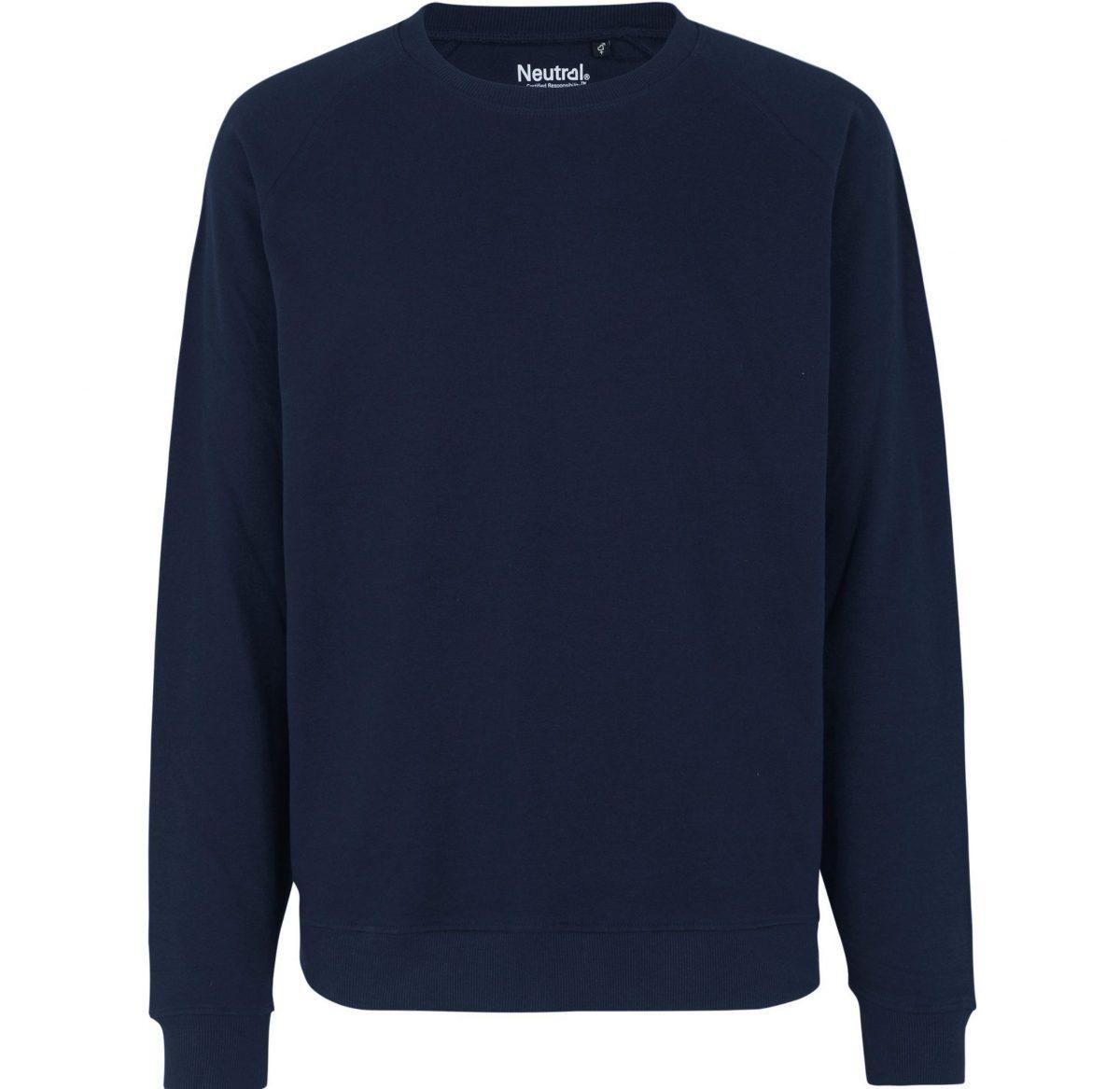 Sweatshirt Unisexe - Bleu marine