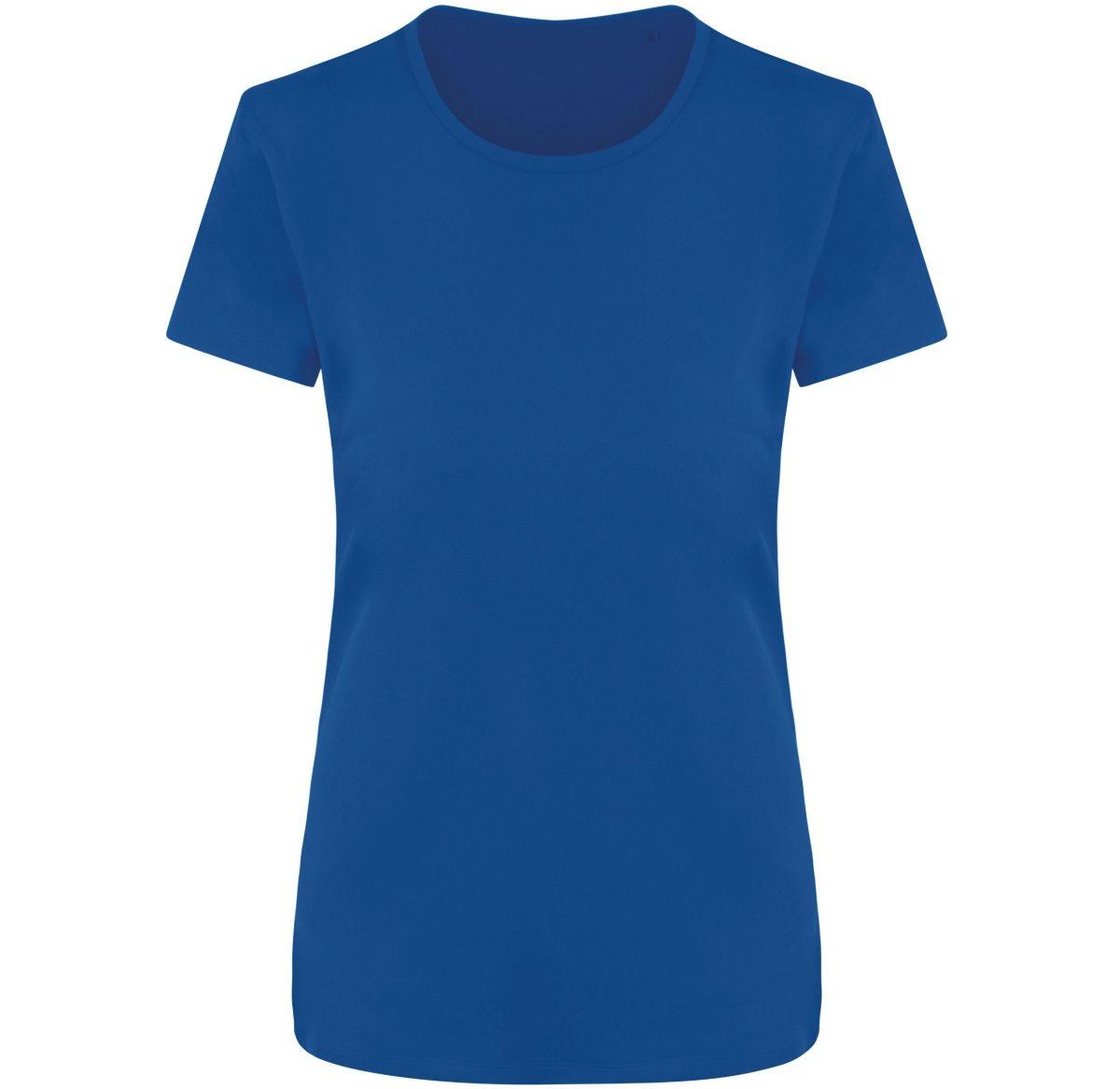 Tee-Shirt Femme Performance – Bleu royal