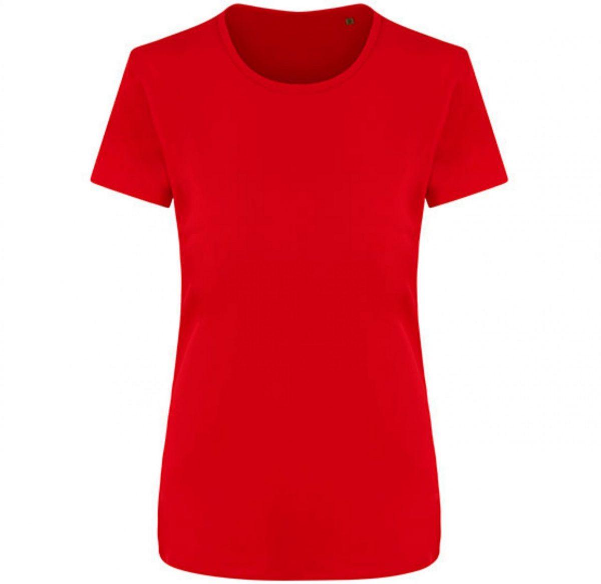 Tee-Shirt Femme Performance – Rouge