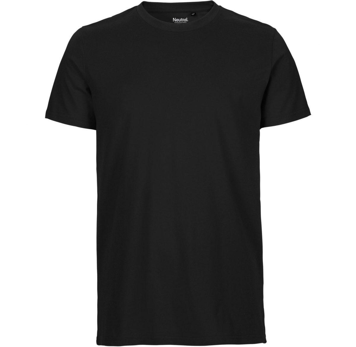 Tee-Shirt Homme - Noir