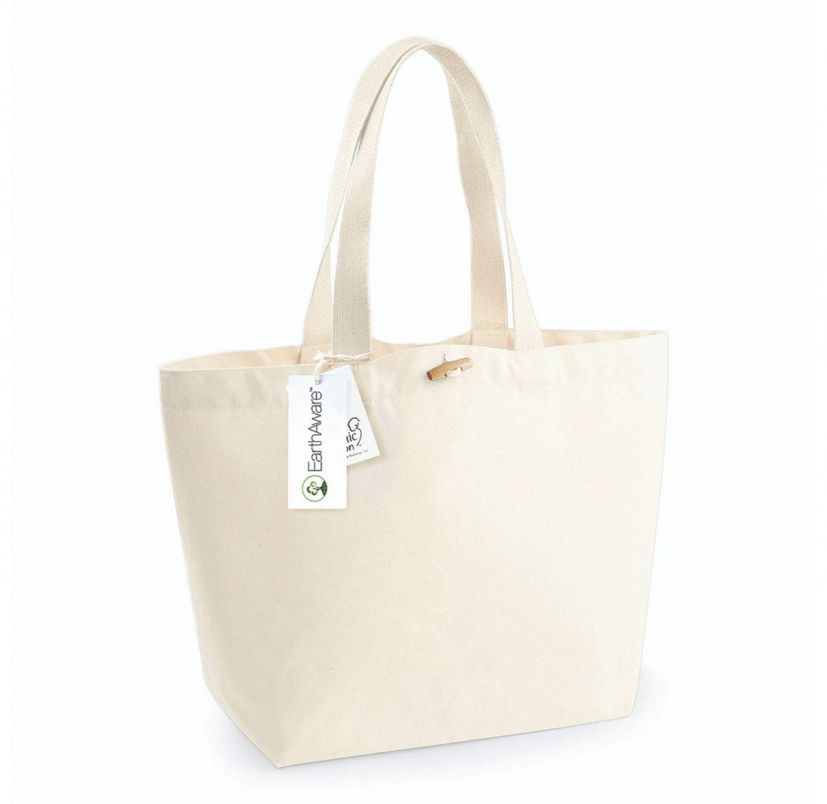 Tote Bag – Blanc cassé