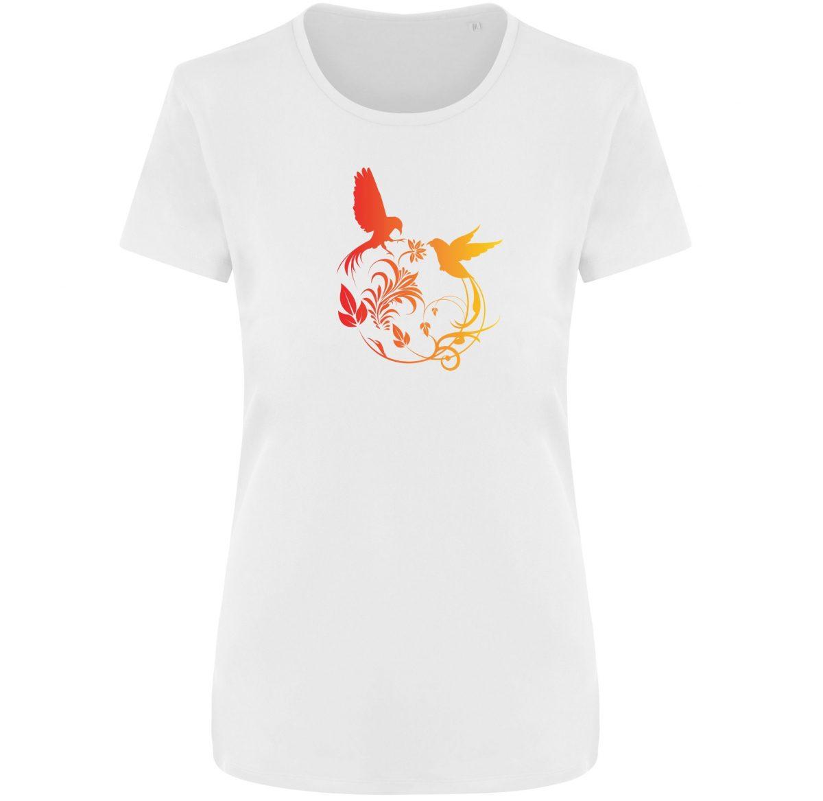Tee-Shirt Femme Performance – Envolée Amoureuse