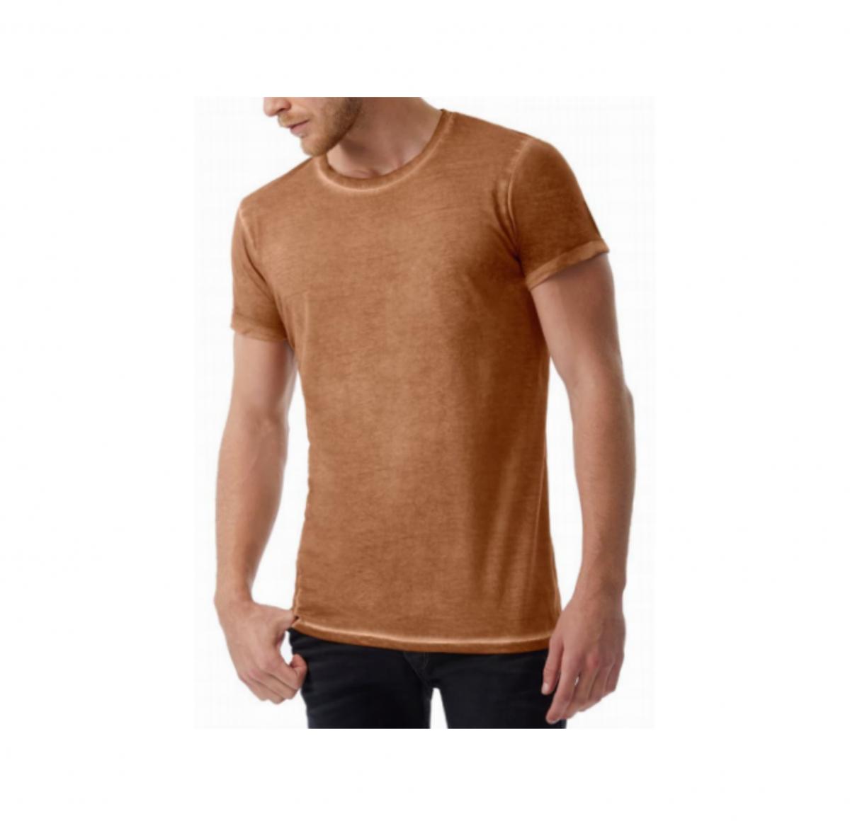 Tee-Shirt Homme Vintage - Gris