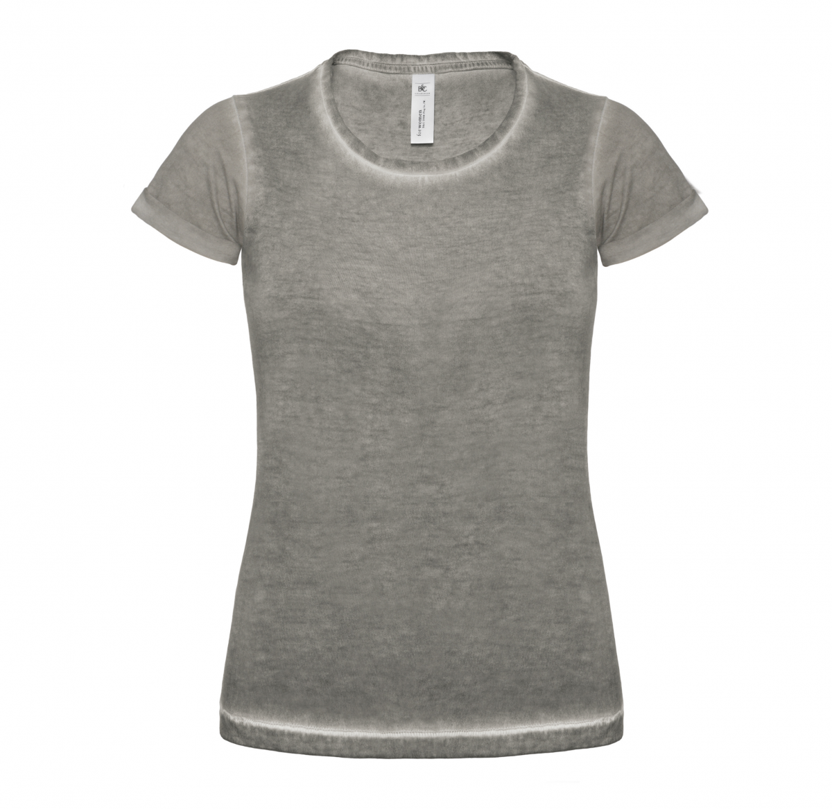 Tee-Shirt Femme Vintage - Gris