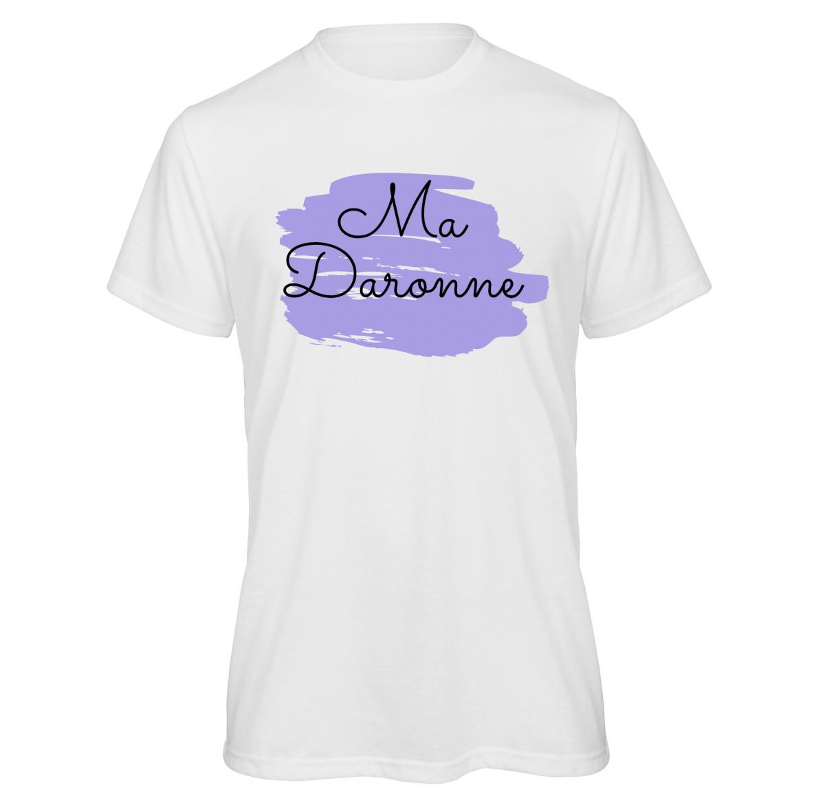 Tee-Shirt Homme Confort - Ma Daronne à Moi