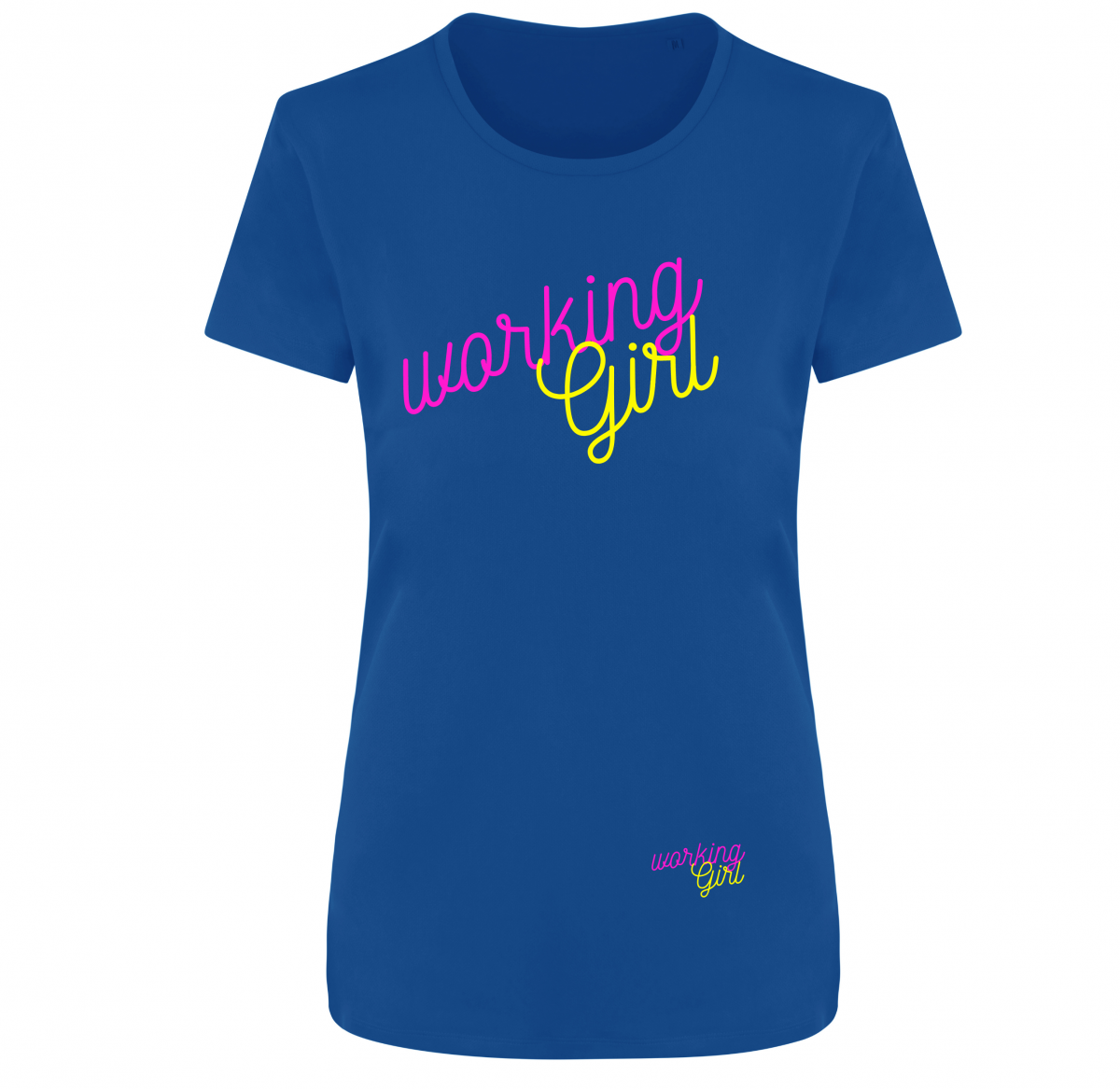Tee-Shirt Femme Performance – Working Girl